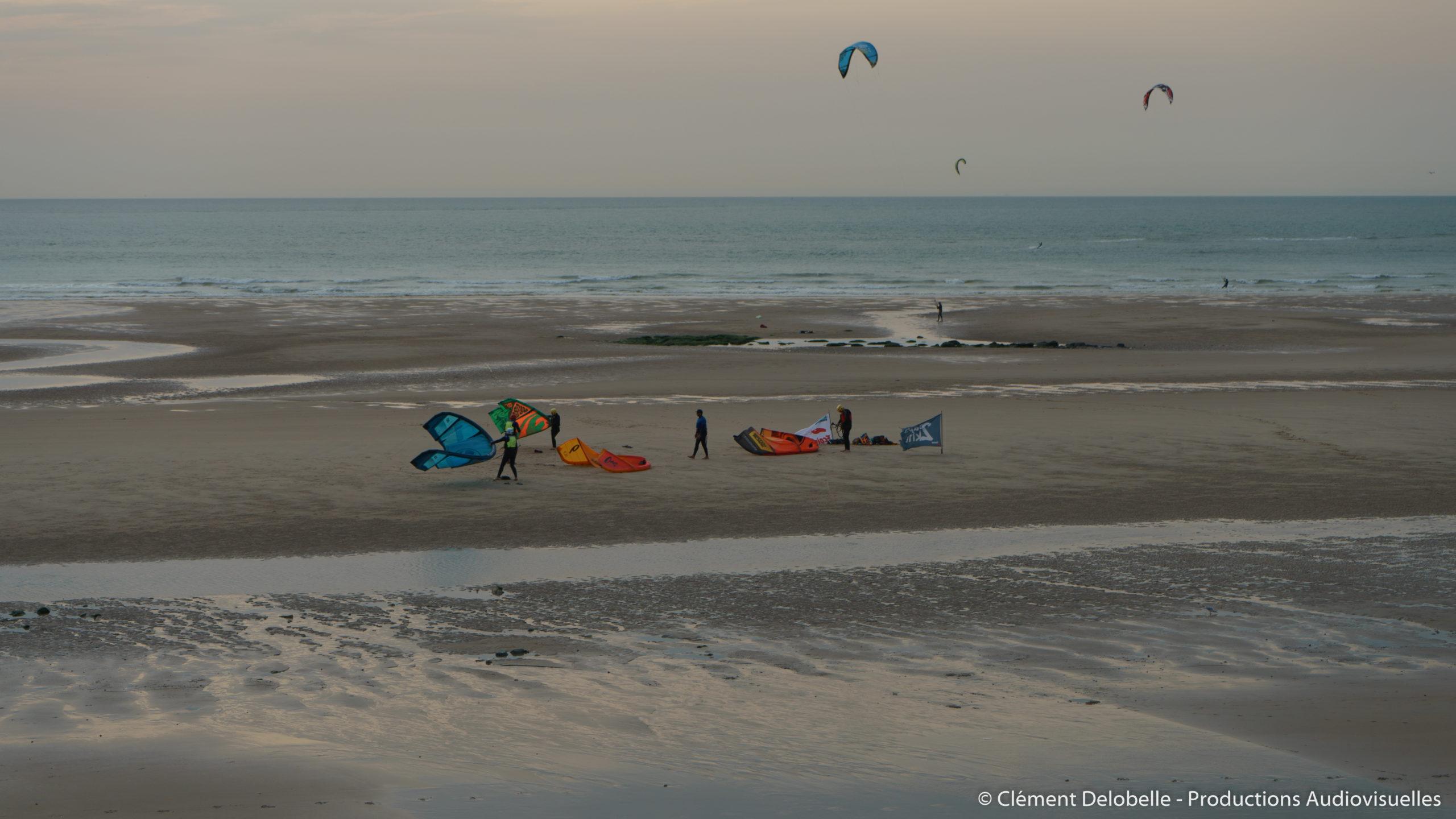 ecole de kitesurf wissant 2capskite
